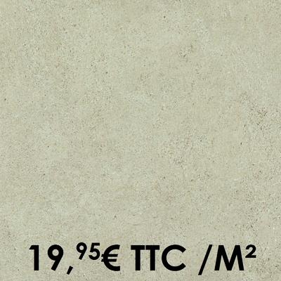 Carrelage Marazzi 45x45cm Stonework Beige