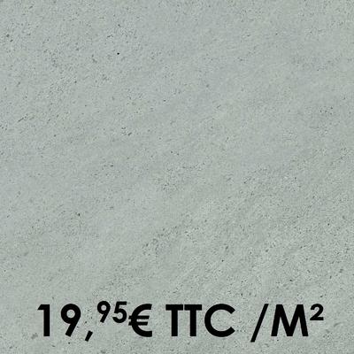 Carrelage Marazzi 45x45cm Stonework Grey