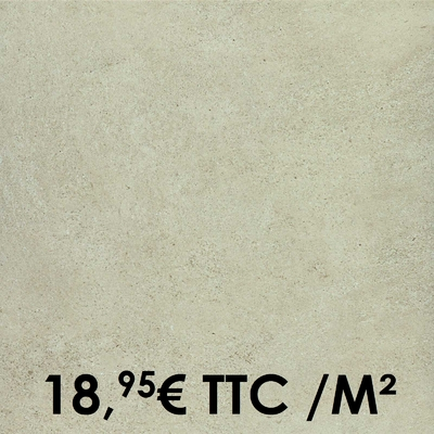 Carrelage Marazzi 33x33cm Stonework Beige