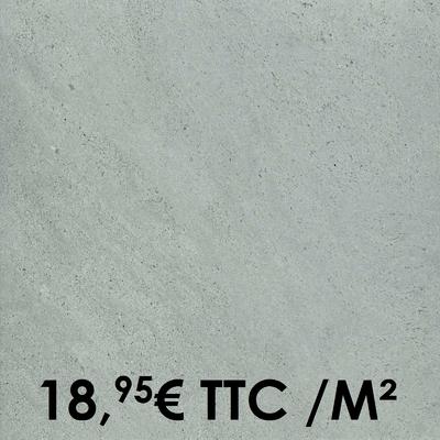 Carrelage Marazzi 33x33cm Stonework Grey