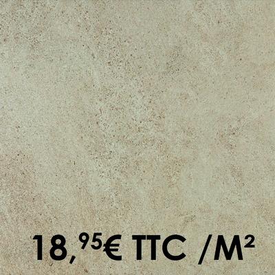 Carrelage Marazzi 33x33cm Stonework Taupe