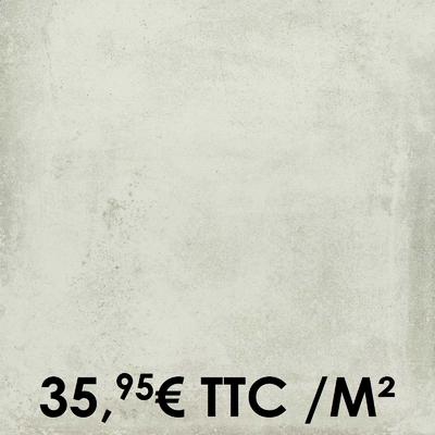 Carrelage Marazzi 60x60cm Clays Cotton