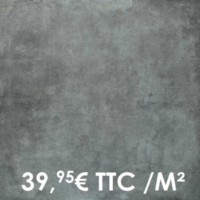 Carrelage Marazzi 75x75cm Clays Lava