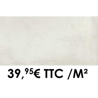 Carrelage Marazzi 30x60cm Cotto Toscana Bianco