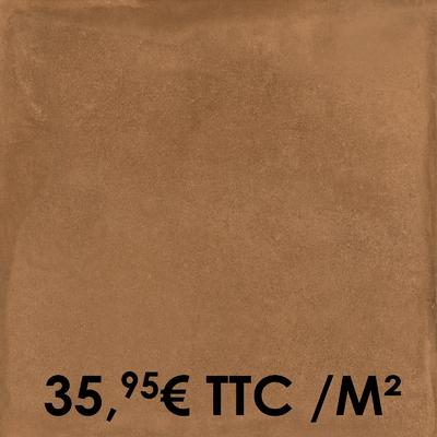 Carrelage Marazzi 60x60cm Cotto Toscana Ocra