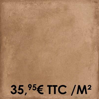 Carrelage Marazzi 60x60cm Cotto Toscana Rosa
