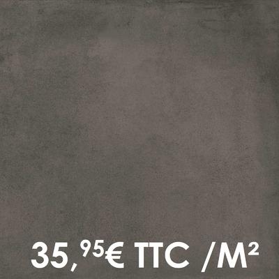 Carrelage Marazzi 60x60cm Cotto Toscana Grigio Scuro