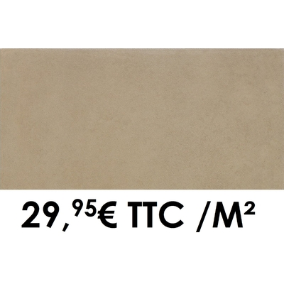 Carrelage Marazzi 30x60cm Progress Hazelnut