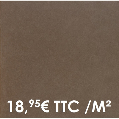 Carrelage Marazzi 33x33cm Progress Brown