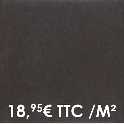 Carrelage Marazzi 33x33cm Progress Black