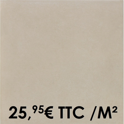 Carrelage Marazzi 60x60cm Progress Beige