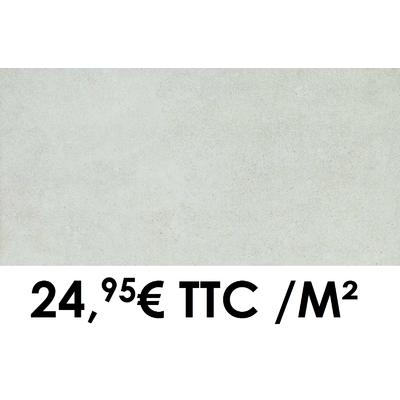 Carrelage Marazzi 30x60cm Midtown White