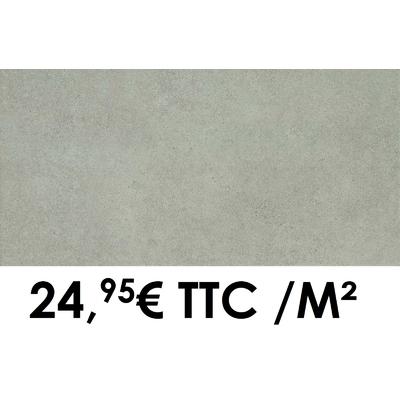 Carrelage Marazzi 30x60cm Midtown Grey