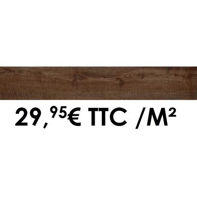 Carrelage Marazzi 15x90cm Treverkway Castagno