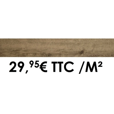 Carrelage Marazzi 15x90cm Treverkway Olmo