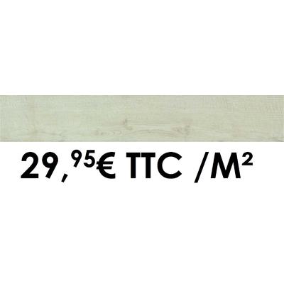 Carrelage Marazzi 15x90cm Treverkway Acero
