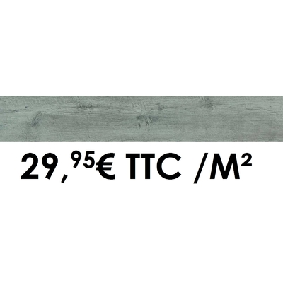 Carrelage Marazzi 15x90cm Treverkway Frassino
