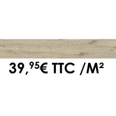 Carrelage Marazzi 20x120cm Treverkview Naturale