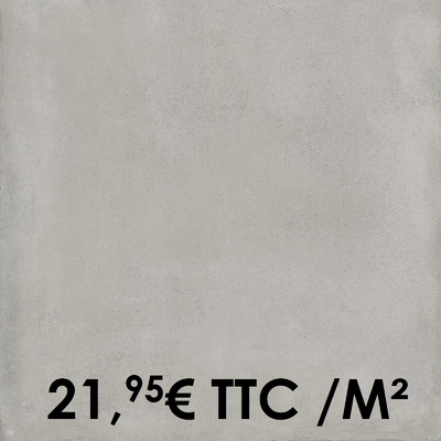 Carrelage Marazzi 45x45cm Appeal Grey