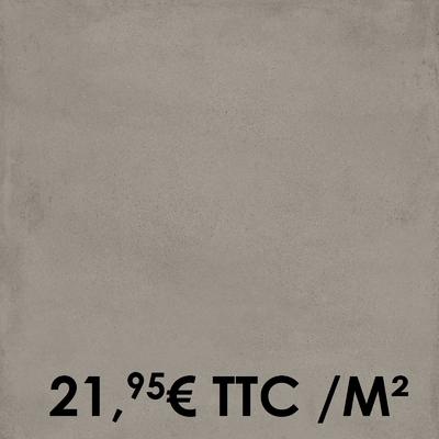 Carrelage Marazzi 45x45cm Appeal Taupe