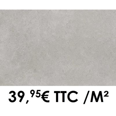 Carrelage Marazzi 60x120cm Stream Grey