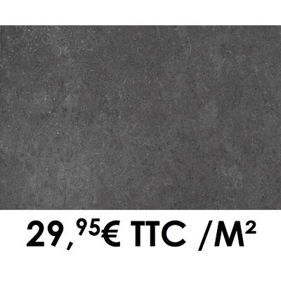 Carrelage Marazzi 30x60cm Stream Anthracite