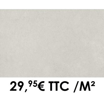 Carrelage Marazzi 30x60cm Stream White