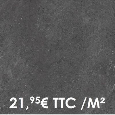 Carrelage Marazzi 45x45cm Stream Anthracite