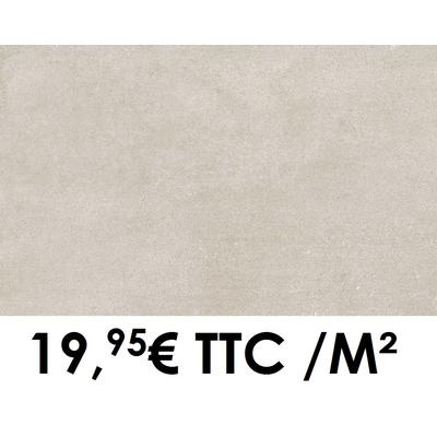 Faïence 20x50 cm Taupe (Boîte de 1,40 m²)