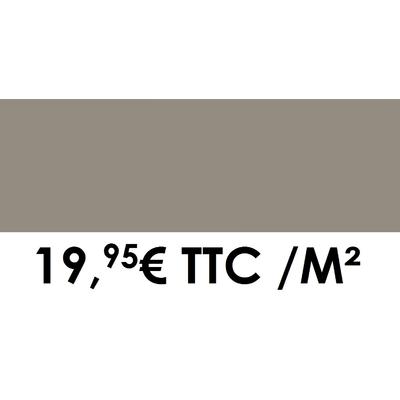 Faïence 20x60 cm Gris clair (Boîte de 1,08 m²)