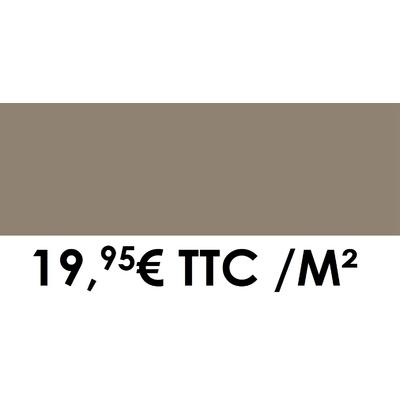 Faïence 20x60 cm Taupe (Boîte de 1,08 m²)