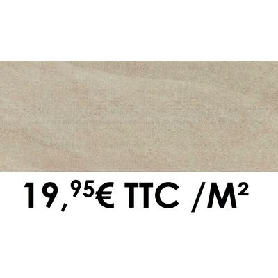 Faïence 20x50 cm Noisette (Boîte de 1,40 m²)