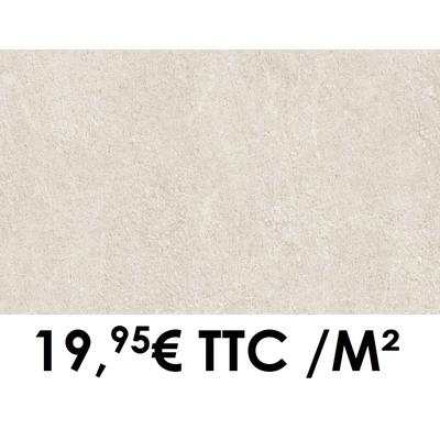 Faïence 20x50 cm Beige (Boîte de 1,40 m²)