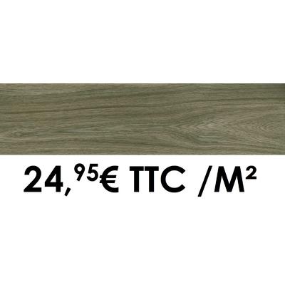 Carrelage Marazzi 12x50cm Visual Taupe