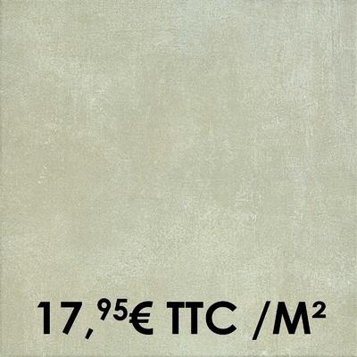 Carrelage Marazzi 33x33cm Dust Cream