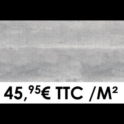 Carrelage 20mm 40x80cm GMP 400 Gris