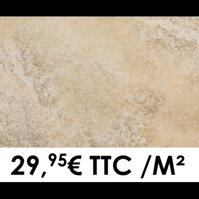 Carrelage 40x60cm Camino Beige