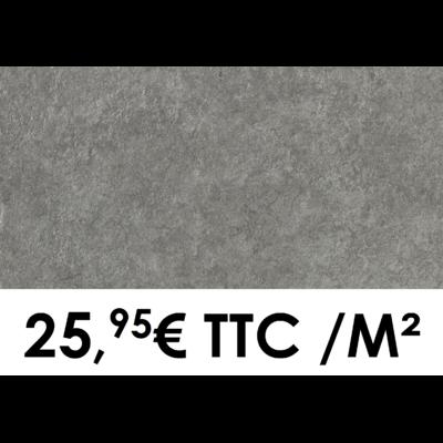 Carrelage 30x60cm Lourmarin Anthracite