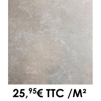 Carrelage 60x60cm Saumur Beige