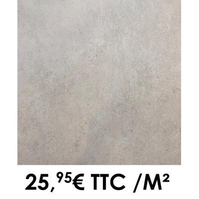 Carrelage 60x60cm Saumur Blanc