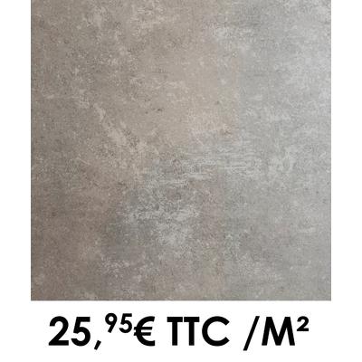 Carrelage 60x60cm Saumur Gris