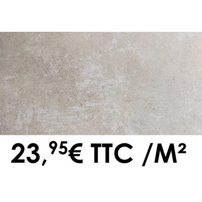 Carrelage 30x60cm Saumur Beige