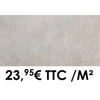 Carrelage 30x60cm Saumur Blanc