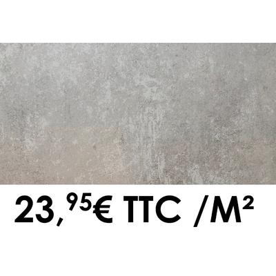 Carrelage 30x60cm Saumur Gris