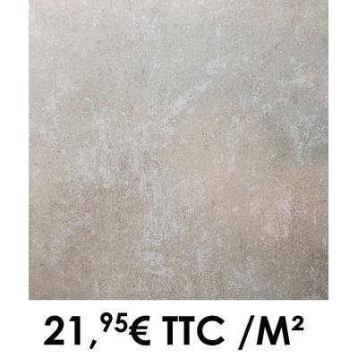 Carrelage 45x45cm Saumur Beige