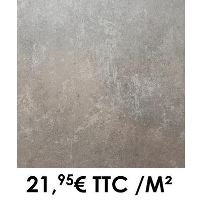 Carrelage 45x45cm Saumur Gris