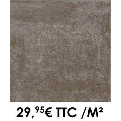 Carrelage 60x60cm Atelier Carbone