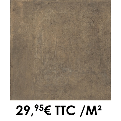 Carrelage 60x60cm Atelier Cuivre