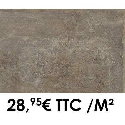 Carrelage 40x60cm Atelier Acier