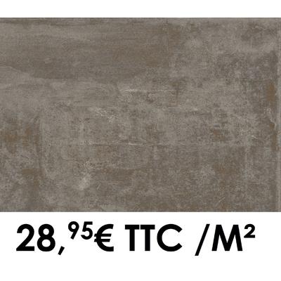 Carrelage 40x60cm Atelier Carbone
